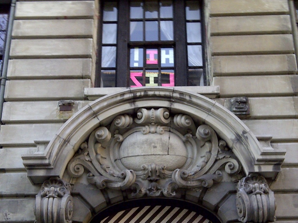 window message